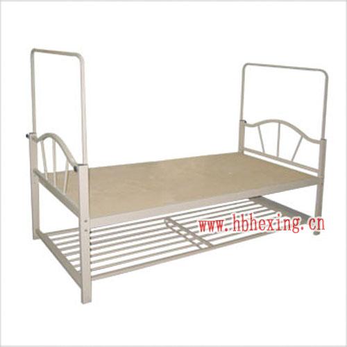 蚊帐杆通长通宽鞋架单人床